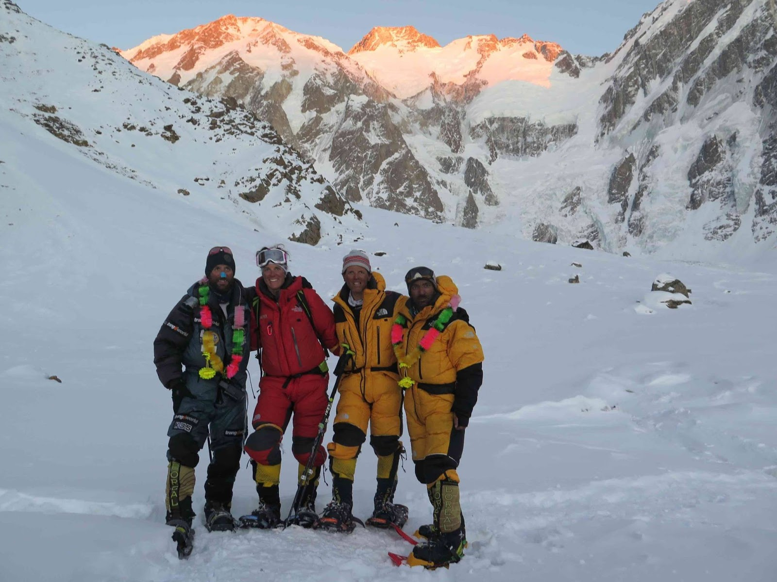 First winter ascent on Nanga Parbat