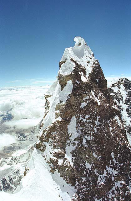 Las 10 montañas más grandes