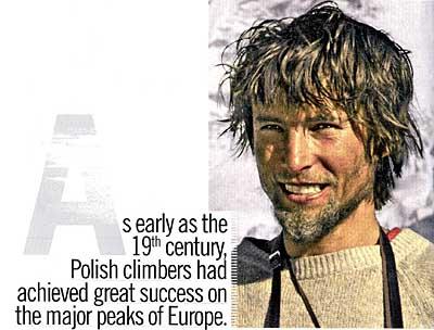 польский высотный альпинизм: Войтек Куртыка