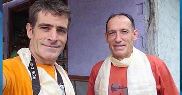Мариано Гальван и Альберто Зерайн