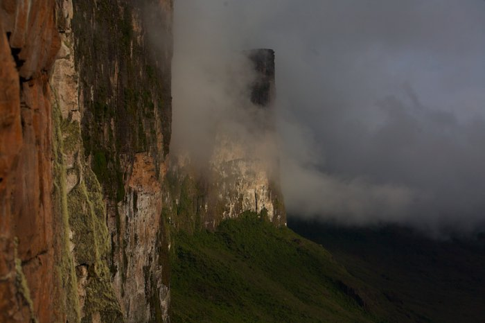 ���� ��������� - Roraima West face 2013